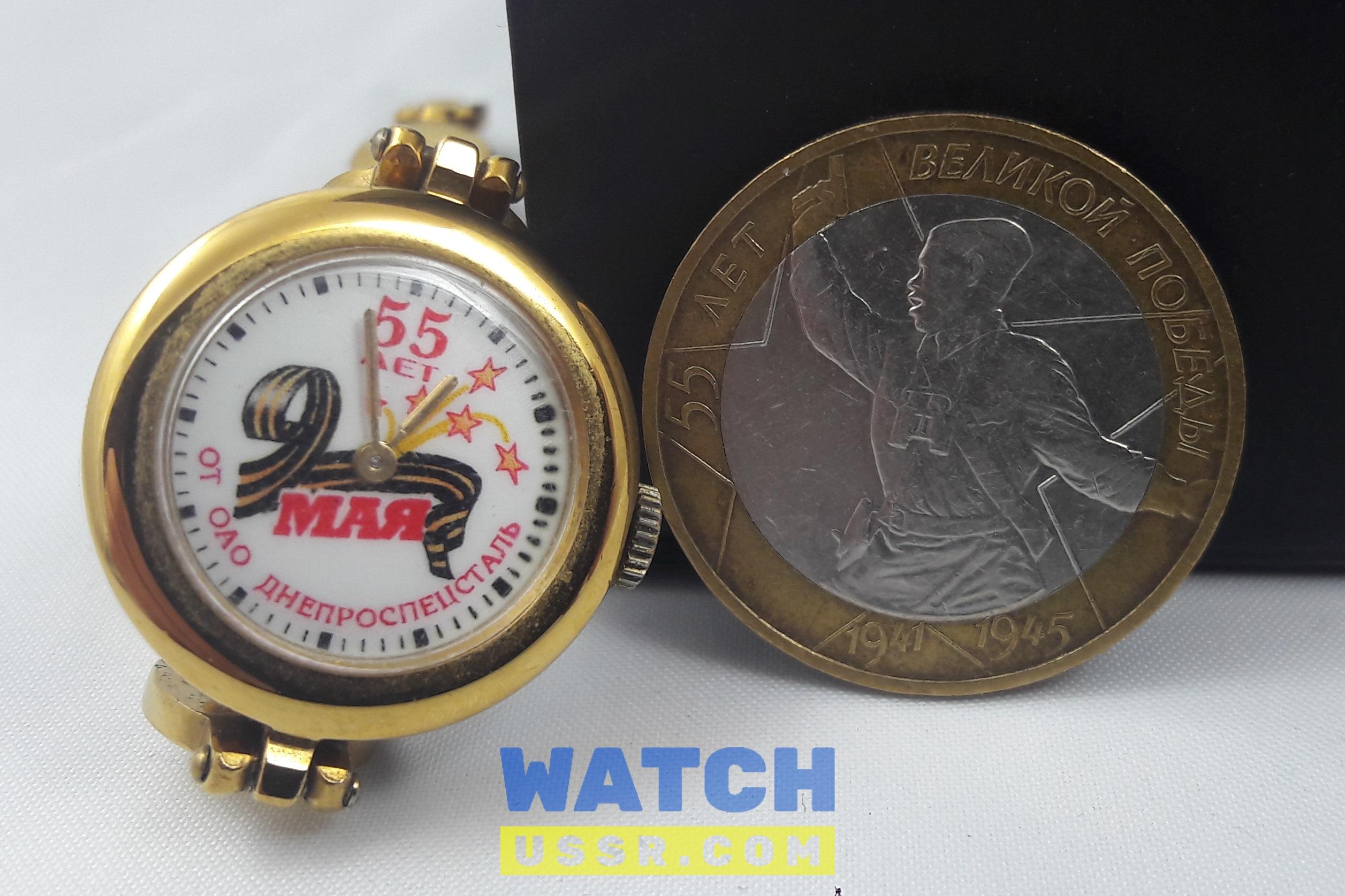 Купить часы к 9 мая сенсорные наручные часы сони